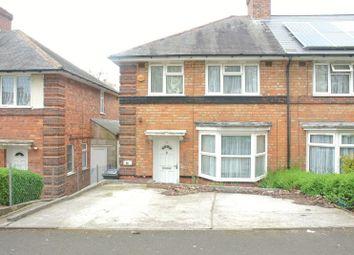Thumbnail 3 bedroom terraced house for sale in Oakhurst Road, Birmingham