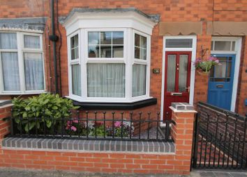 Thumbnail 2 bed terraced house for sale in London Road, Oadby, Leicester
