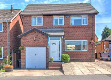 Thumbnail 4 bed detached house for sale in Ravencar Road, Eckington, Sheffield
