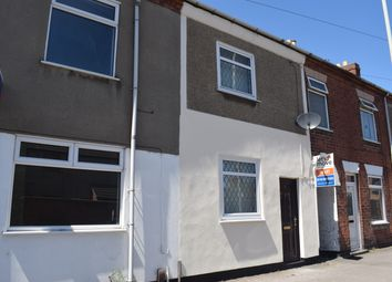 Thumbnail 2 bed terraced house to rent in Central Road, Hugglescote, Coalville