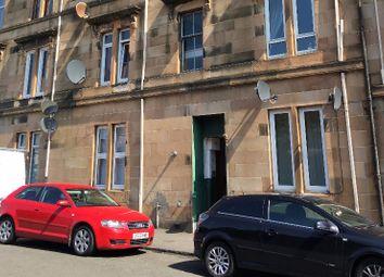 Thumbnail 1 bed flat to rent in Muir Street, Renfrew, Renfrewshire