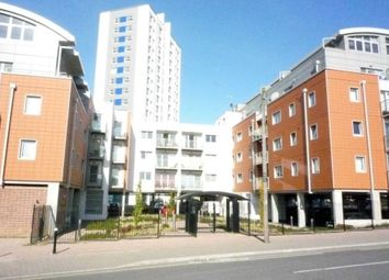 Thumbnail 2 bed flat to rent in Wolsey Street, Ipswich