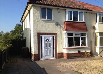 3 bed semi-detached house for sale in Penn Road, Penn, Wolverhampton WV4