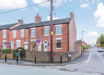 Thumbnail 2 bed town house for sale in Bagnall Road, Stoke-On-Trent