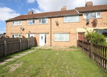 Thumbnail 3 bed terraced house for sale in High Garth, Eastfield, Scarborough