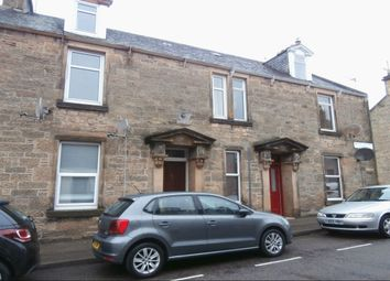 Thumbnail 1 bed flat to rent in South Guildry Street, Elgin