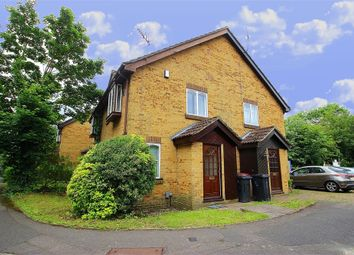 Thumbnail 1 bed end terrace house to rent in Albany Park, Colnbrook, Berkshire