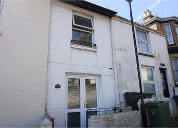 Thumbnail 1 bed terraced house for sale in Park Road, Ryde