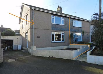 3 bed semi-detached house for sale in Trenwith Bridge, Nanjivey, St. Ives TR26