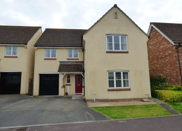 Thumbnail 4 bed detached house for sale in Hine Close, Gillingham