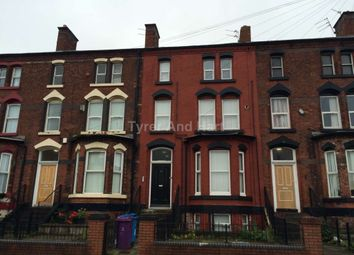 Thumbnail 2 bed flat to rent in St. Domingo Vale, Anfield, Liverpool