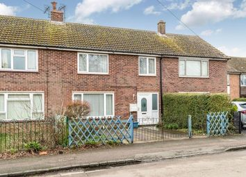 Thumbnail 3 bedroom terraced house for sale in Kingsclere Road, Bicester, Oxfordshire, Oxon