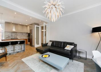 Thumbnail 3 bed flat to rent in Grantully Road, London