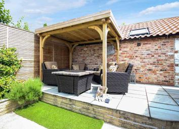 Thumbnail 3 bed semi-detached bungalow for sale in The Village, Skelton, York