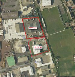 Thumbnail Light industrial for sale in Plot 14 Newdown Road, South Park Industrial Estate, Scunthorpe