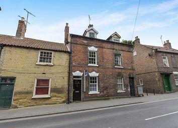 Thumbnail 3 bed terraced house for sale in Castlegate, Norton, Malton