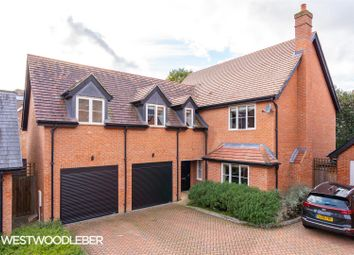 Thumbnail 5 bed detached house for sale in Eaton Gardens, Broxbourne