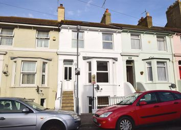 Thumbnail 4 bed semi-detached house for sale in St. Michaels Street, Folkestone, Kent