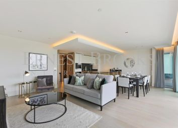Thumbnail 2 bedroom flat for sale in Merano Residences, Albert Embankment