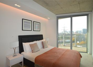 Thumbnail 1 bedroom flat for sale in West Tower, Hoola, Royal Victoria Dock, London