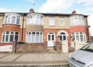 Thumbnail 3 bed terraced house for sale in Devon Road, Portsmouth