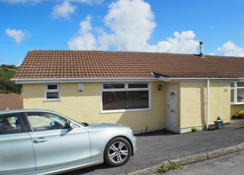 Thumbnail 2 bed semi-detached bungalow to rent in Sealands Drive, Mumbles