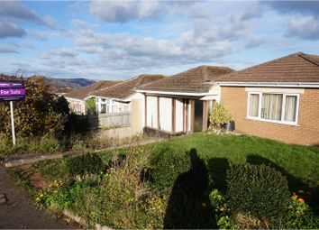 Thumbnail 1 bed bungalow for sale in Lyme View Road, Torquay