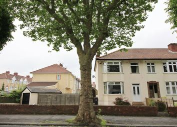 Thumbnail 3 bedroom semi-detached house for sale in Staple Hill Road, Fishponds, Bristol