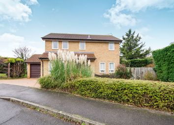 Thumbnail 4 bed detached house to rent in Beaconsfield Way, Earley, Reading