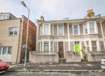 Thumbnail 3 bed end terrace house for sale in Paultow Road, Victoria Park, Bristol