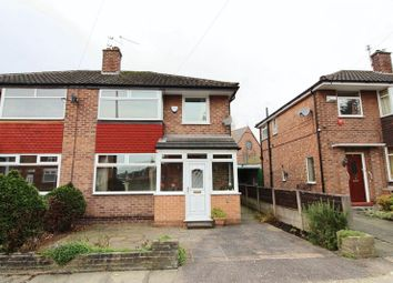 Thumbnail 3 bed semi-detached house for sale in Holyrood Drive, Swinton, Manchester