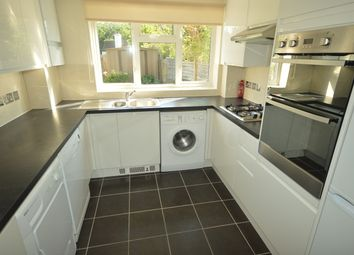 Thumbnail 3 bed terraced house to rent in Bennett Close, Cobham