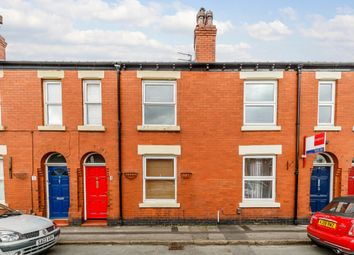 Thumbnail 2 bed terraced house for sale in Poplar Road, Macclesfield, Cheshire East