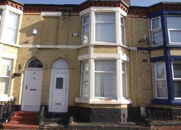 Thumbnail 3 bedroom property to rent in Newcombe Street, Anfield, Liverpool