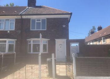 Thumbnail 2 bed semi-detached house to rent in Aylton Road, Huyton, Liverpool