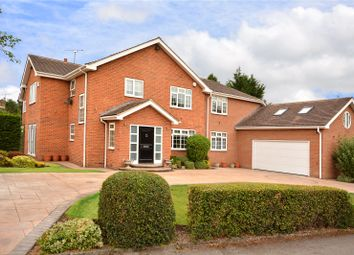 Thumbnail 4 bed detached house for sale in Sandmoor Lane, Alwoodley, Leeds
