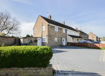 Thumbnail 3 bedroom semi-detached house for sale in Little Close, Eye, Peterborough