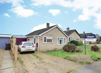 Thumbnail 2 bed detached bungalow for sale in Scott Close, Ravensthorpe, Northampton