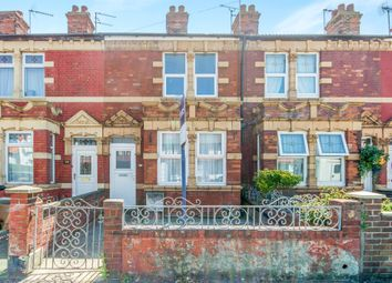 Thumbnail 3 bed terraced house for sale in Hamilton Road, Great Yarmouth