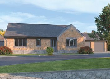 Thumbnail 3 bed detached bungalow for sale in Plot 5, St Mary's Walk, Newbold
