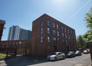 Thumbnail 1 bed flat to rent in Silk Street Salford, Salford