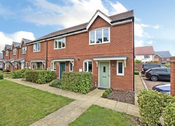 2 bed end terrace house for sale in Elk Path, Three Mile Cross, Reading RG7