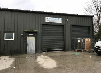 Thumbnail Light industrial for sale in 6A Doublebois Industrial Estate, Liskeard, Cornwall