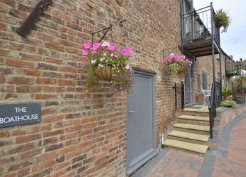 Thumbnail 2 bed semi-detached house for sale in The Boat House, Back Of Avon, Tewkesbury, Gloucestershire