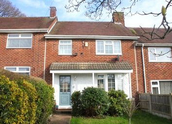 Thumbnail 3 bed terraced house for sale in Bestwood Park Drive, Arnold, Nottingham