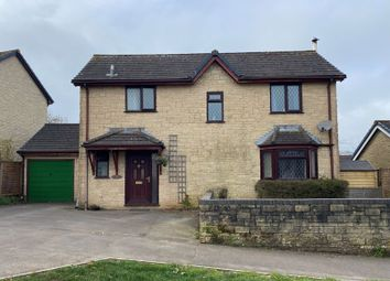 Thumbnail 4 bed detached house for sale in Oaklands Avenue, Chard