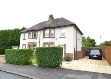Thumbnail 3 bed semi-detached house for sale in Kingsway, Gourock
