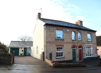 Thumbnail 3 bed semi-detached house for sale in Kingston St. Mary, Taunton