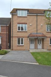 Thumbnail 4 bed semi-detached house to rent in Merchant Way, Cottingham