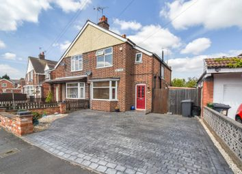 Thumbnail 3 bed semi-detached house for sale in Hill Rise, Leicester, Leicestershire